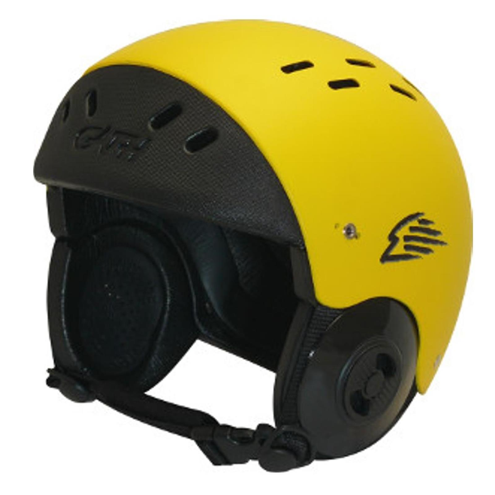 GATH Wassersport Helm SFC Convertible XL Gelb matt