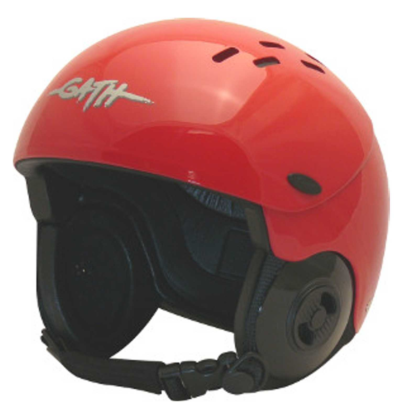 GATH Wassersport Helm GEDI Gr S Rot Safety Red