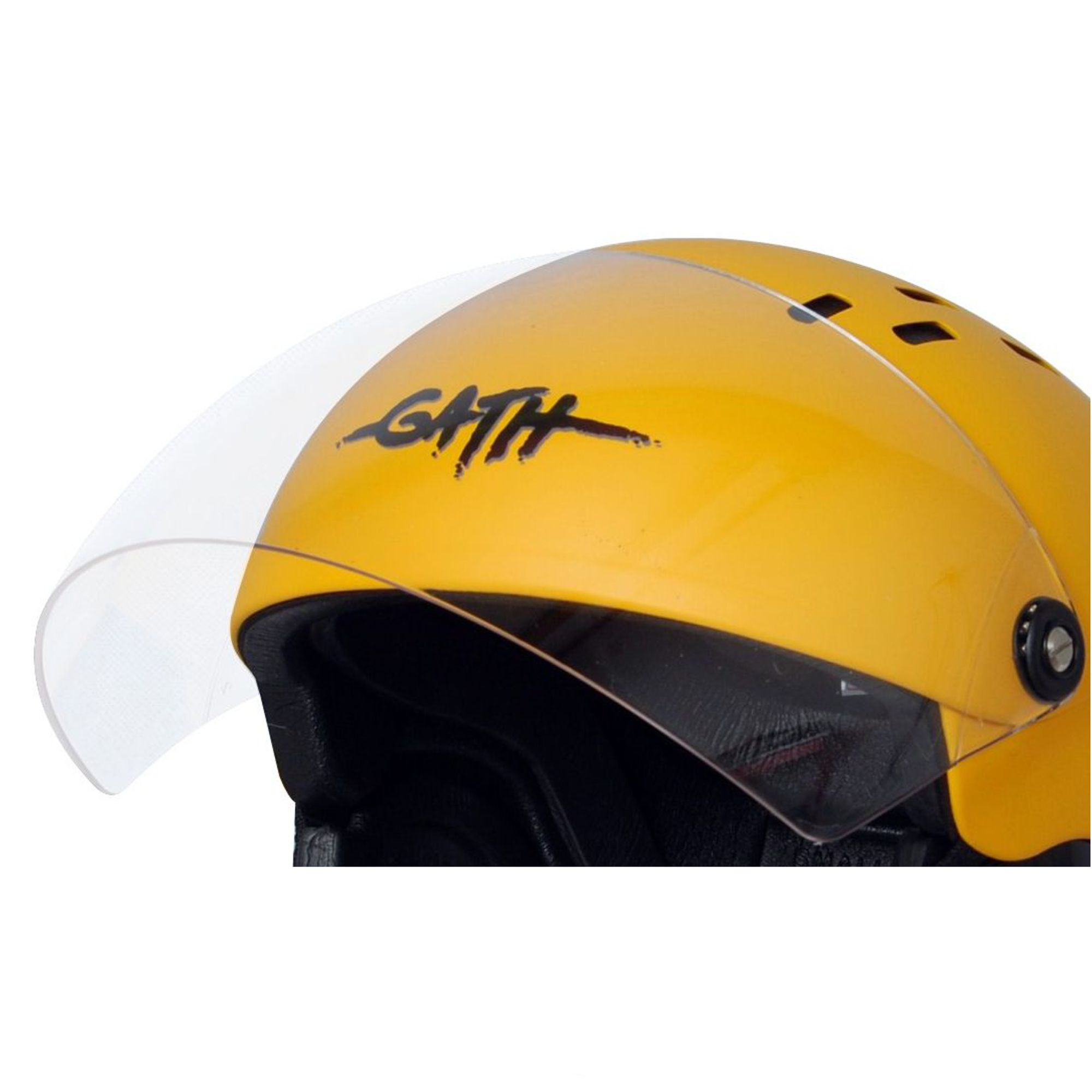GATH Full Face Visor Size 2 Vollvisier Klar