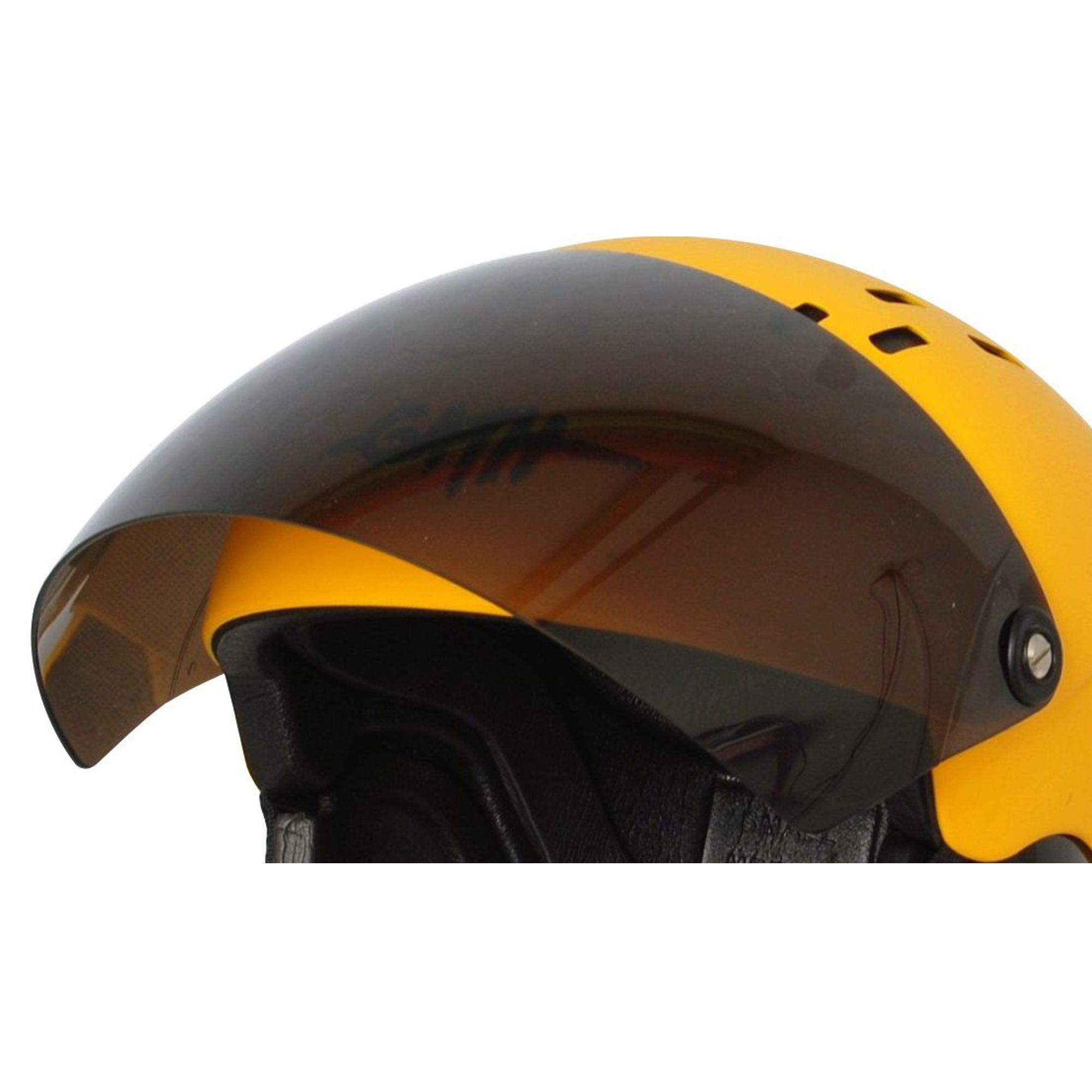 GATH Full Face Visor Size 3 Smoke Vollvisier