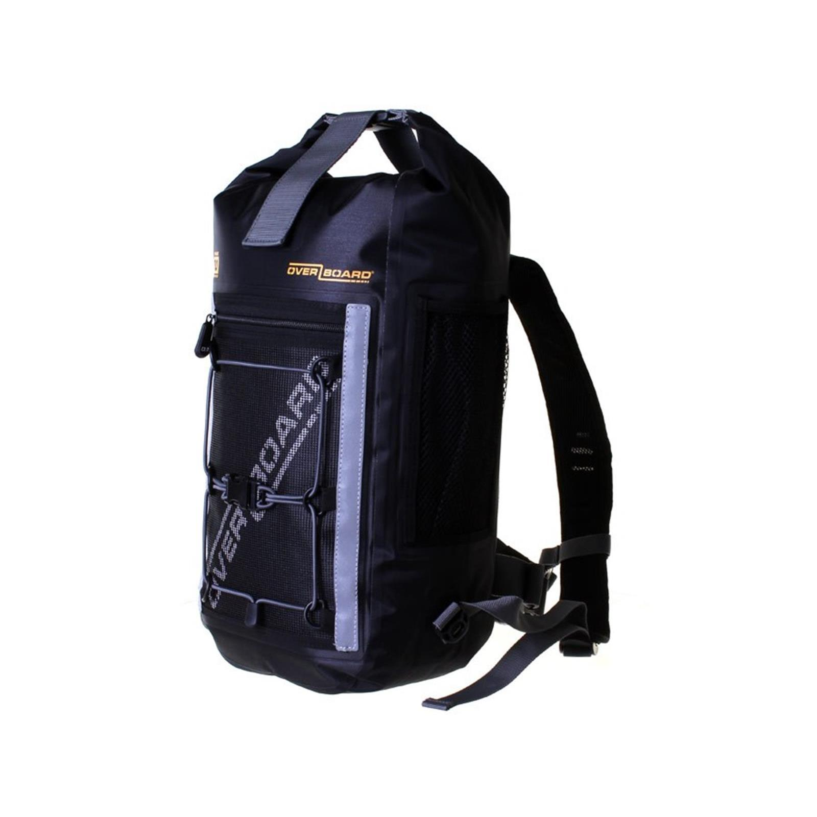 OverBoard wasserdichter Rucksack LIGHT 20 Lit Schw OB1135BLK Pro-Light