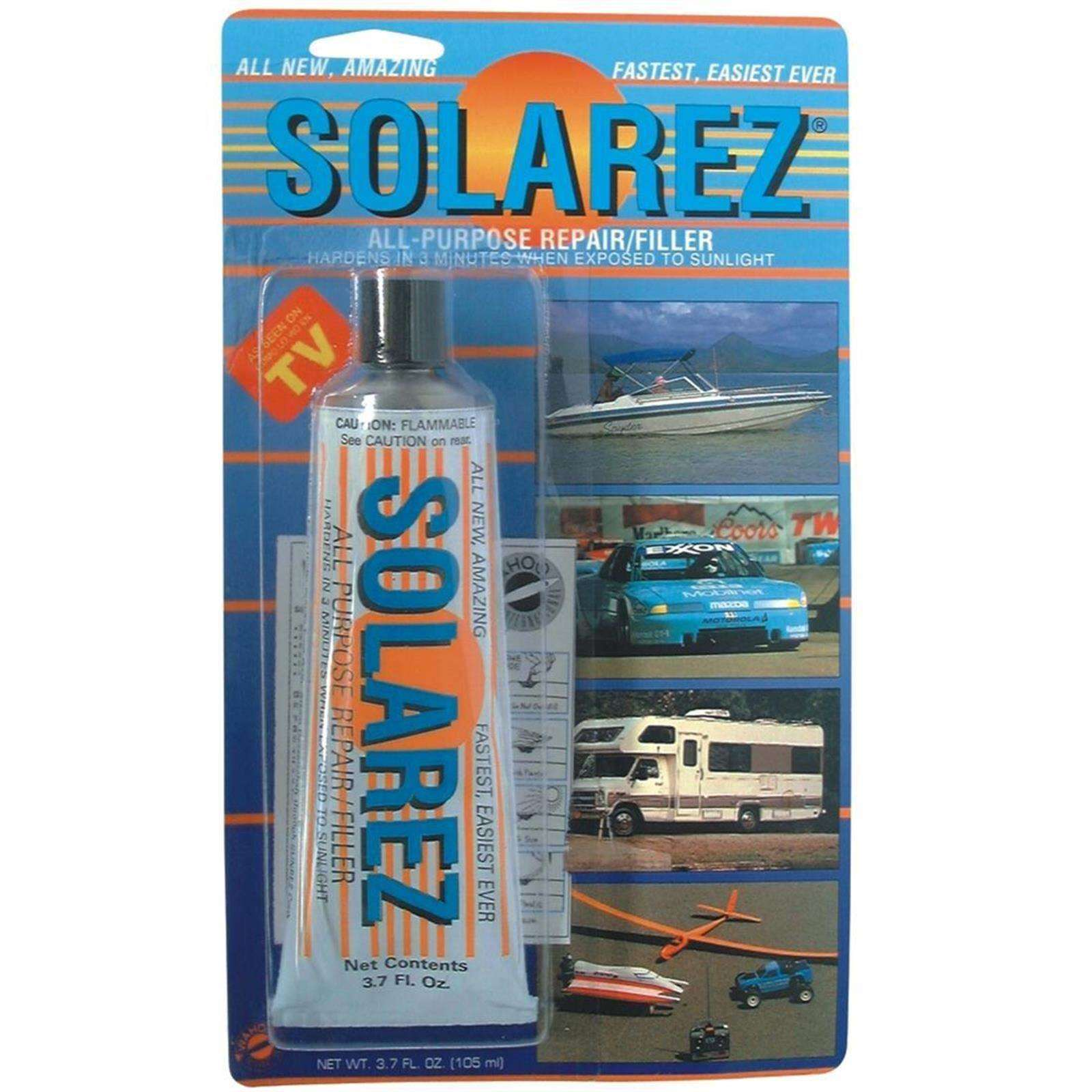 ATU101 SOLAREZ All Purpose Repair Resin
