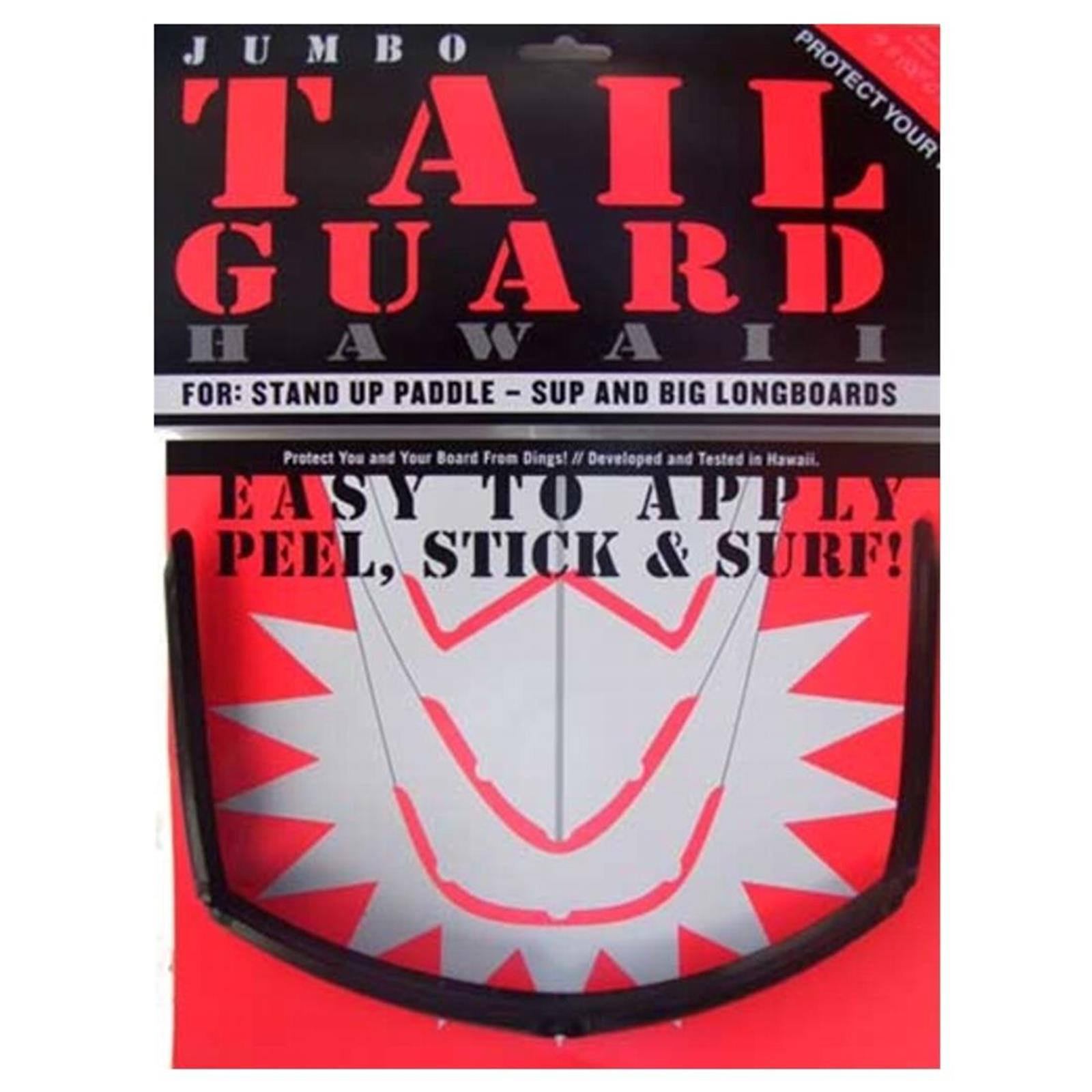 PROTECK Tail Guard SUP Board Black