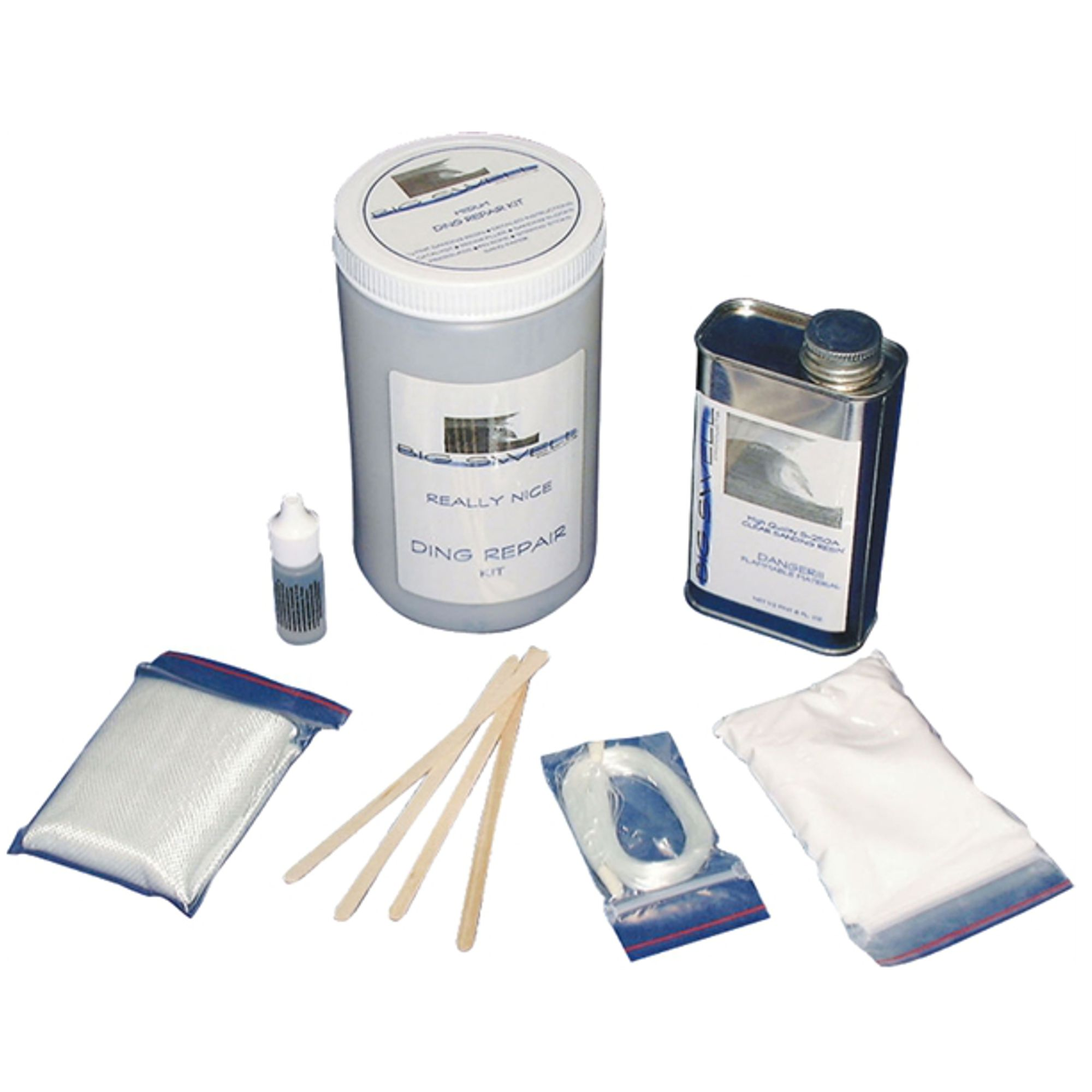 BIG SWELL ReallyNice Polyester Repair Kit