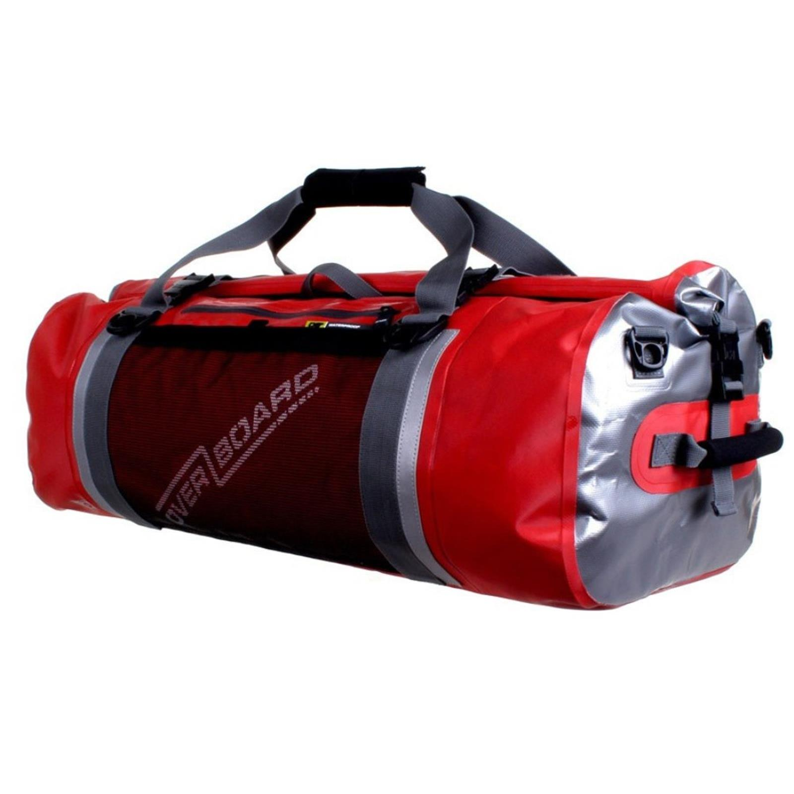 OverBoard wasserdichte Duffel Bag Sports 60 L Rot OB1154R  Pro Sports