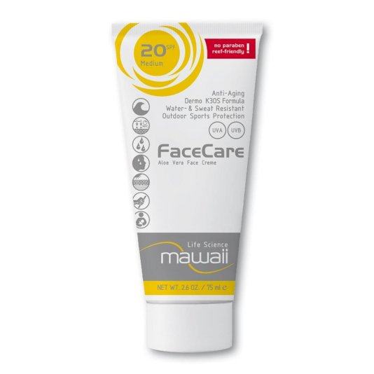 mawaii FaceCare SPF 20  K3OS Formula 75ml