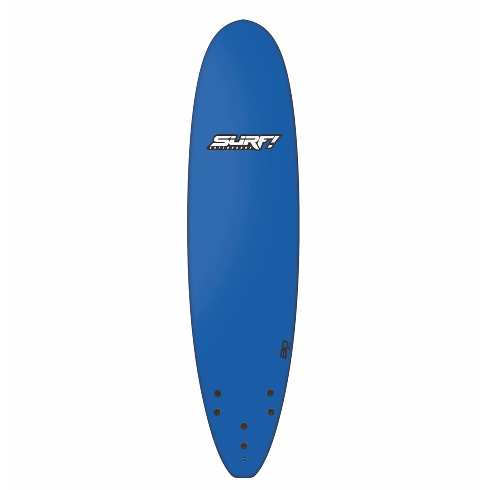 Surfboard BUGZ SURF! Softboard 8.0 Wide Body