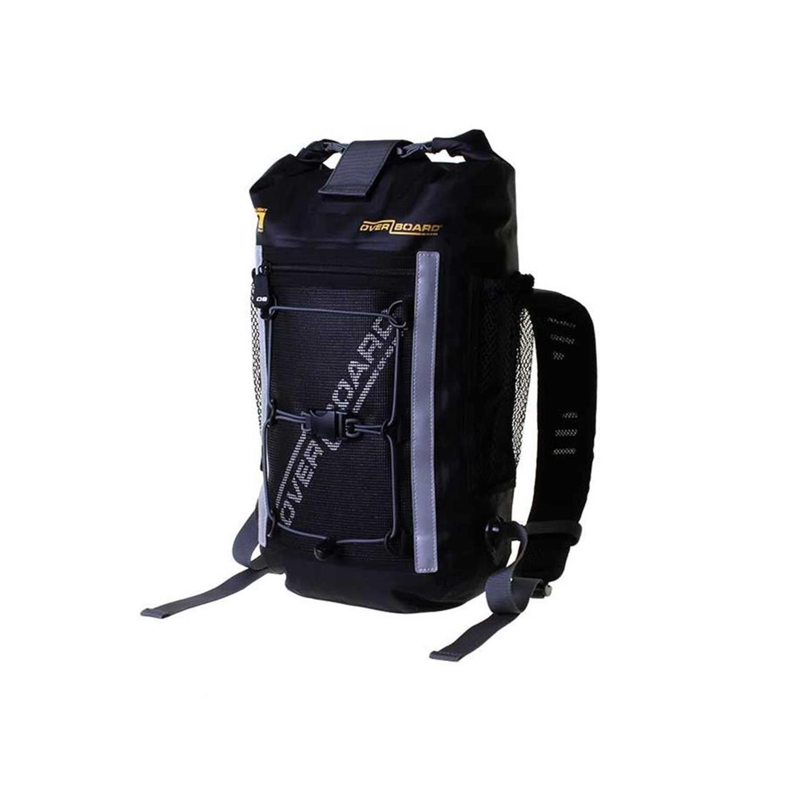 OverBoard wasserdichter Rucksack LIGHT 12 Lit Schw OB1166BLK  Pro-Light