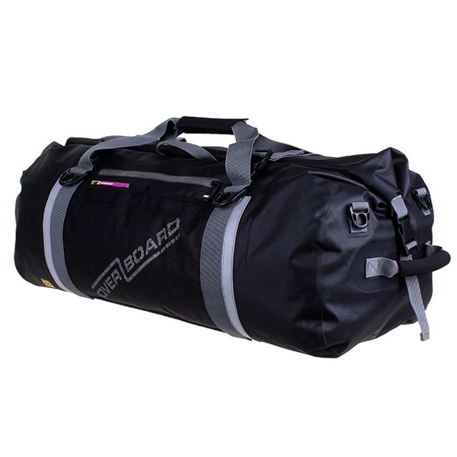 OverBoard wasserdichte Duffel Bag LIGHT 60 L Schw OB1165BLK  Pro-Light