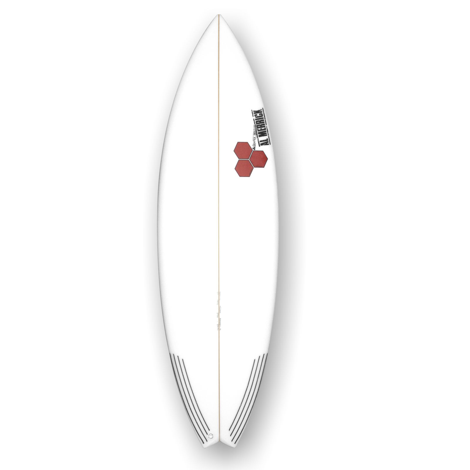 Surfboard CHANNEL ISLANDS Rocket 9  5.10