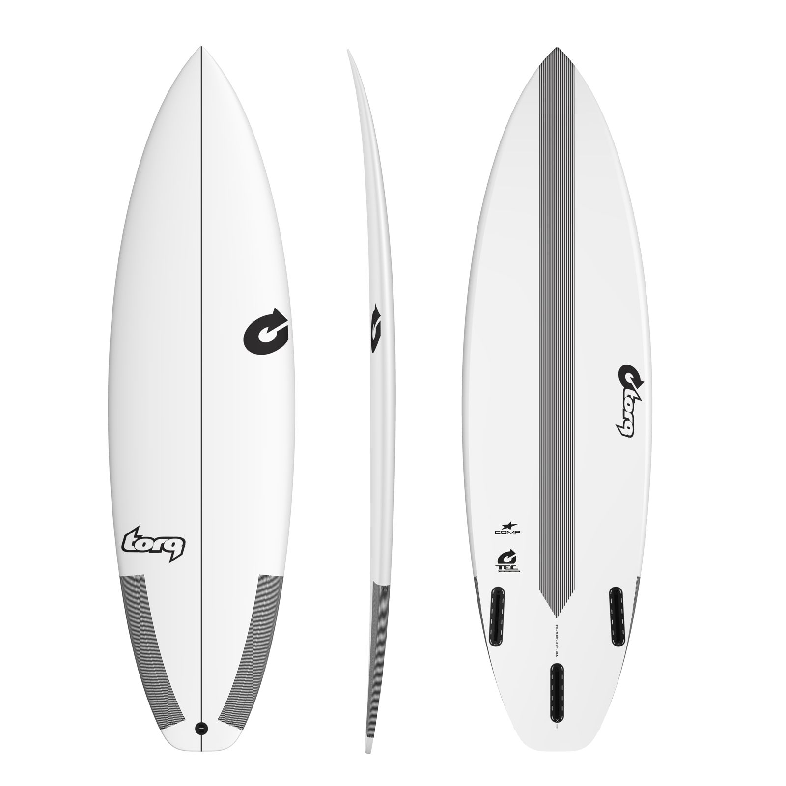 Surfboard TORQ Epoxy TEC Comp 5.10