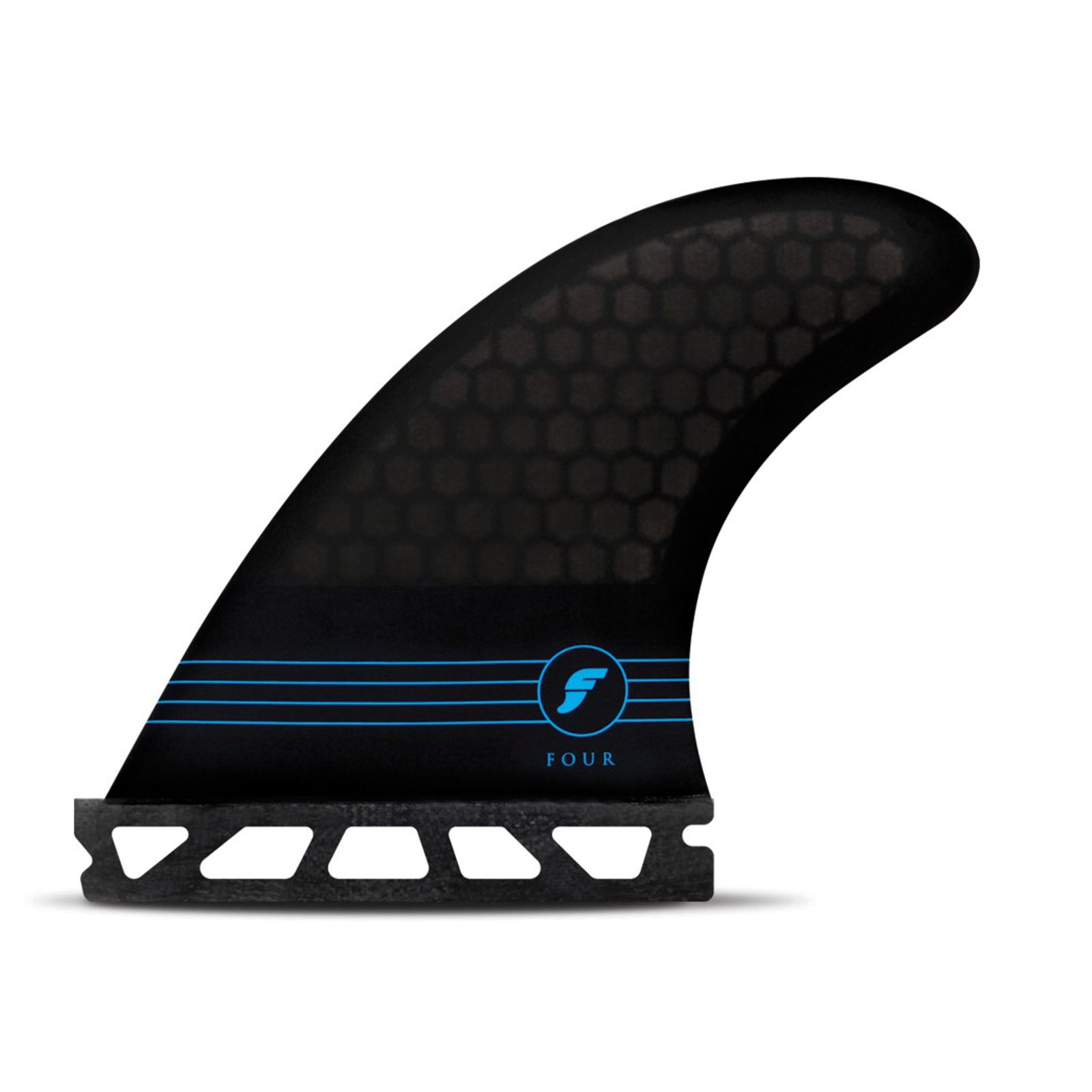 FUTURES Thruster Fin Set F4 Honeycomb