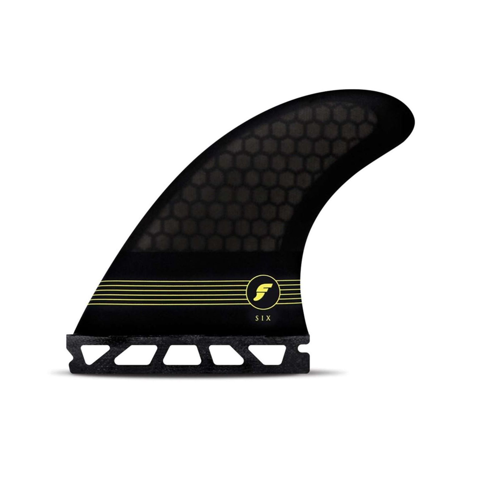 FUTURES Thruster Fin Set F6 Honeycomb
