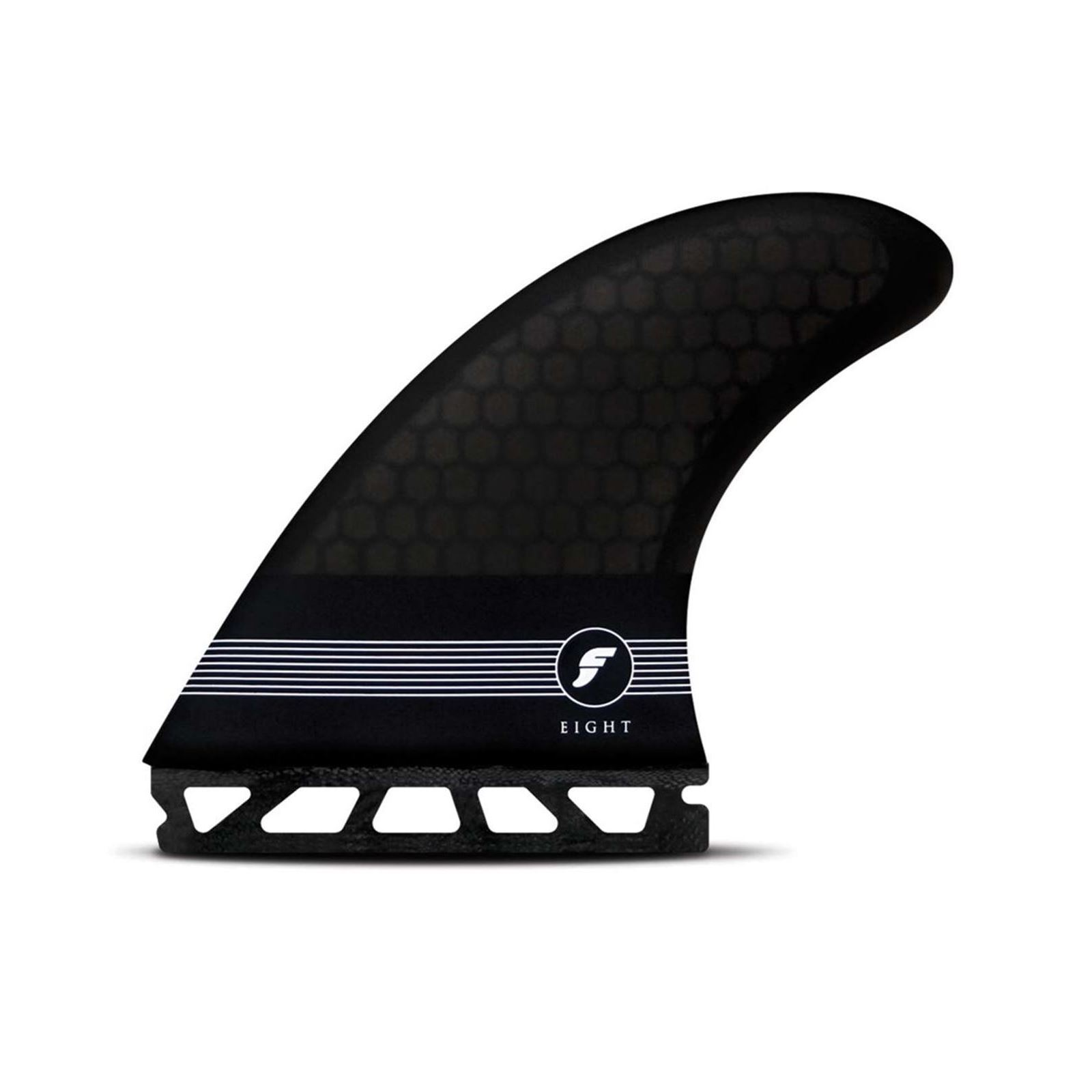 FUTURES Thruster Fin Set F8 Honeycomb