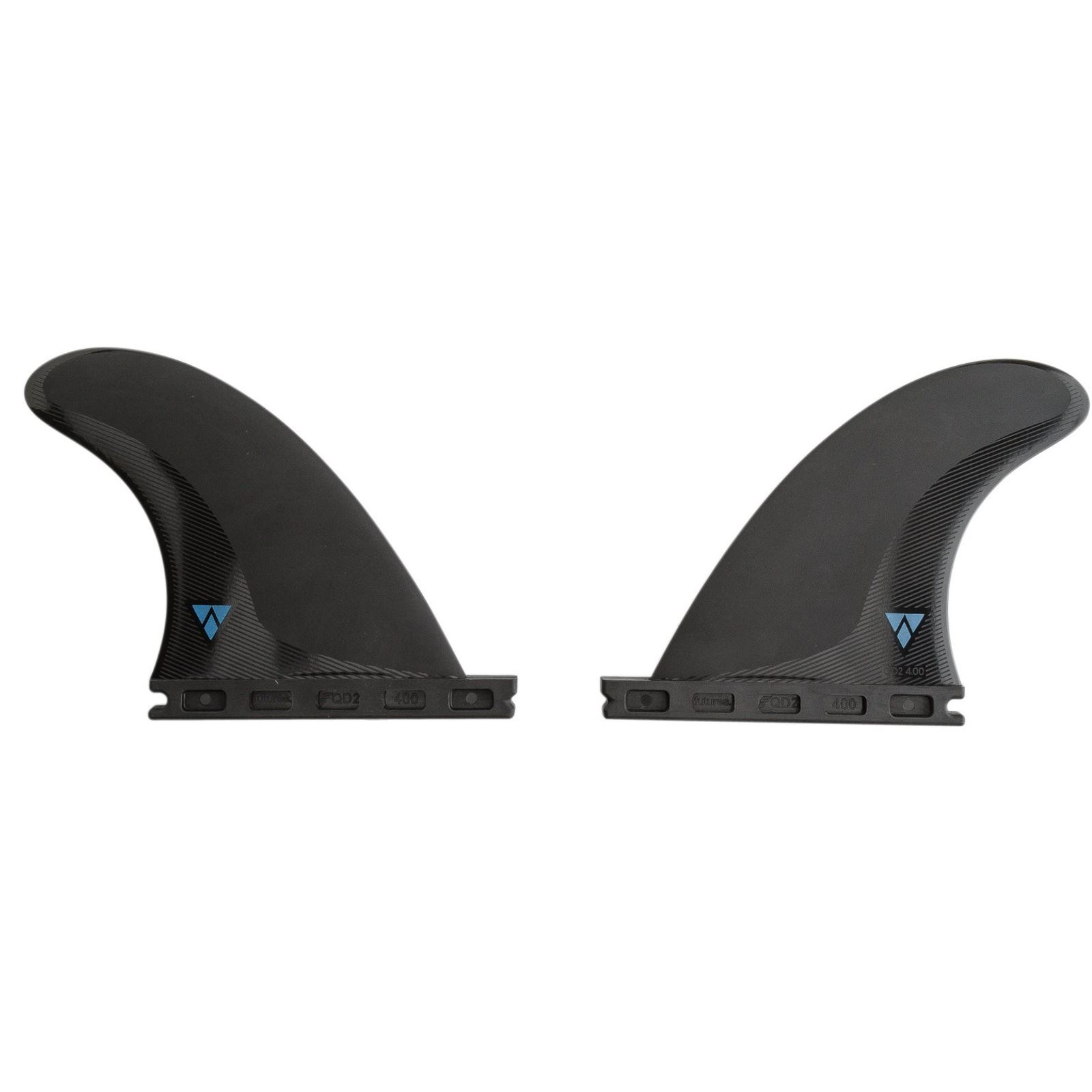 FUTURES Quad Fin Set QD2 4.00 Sym Alpha