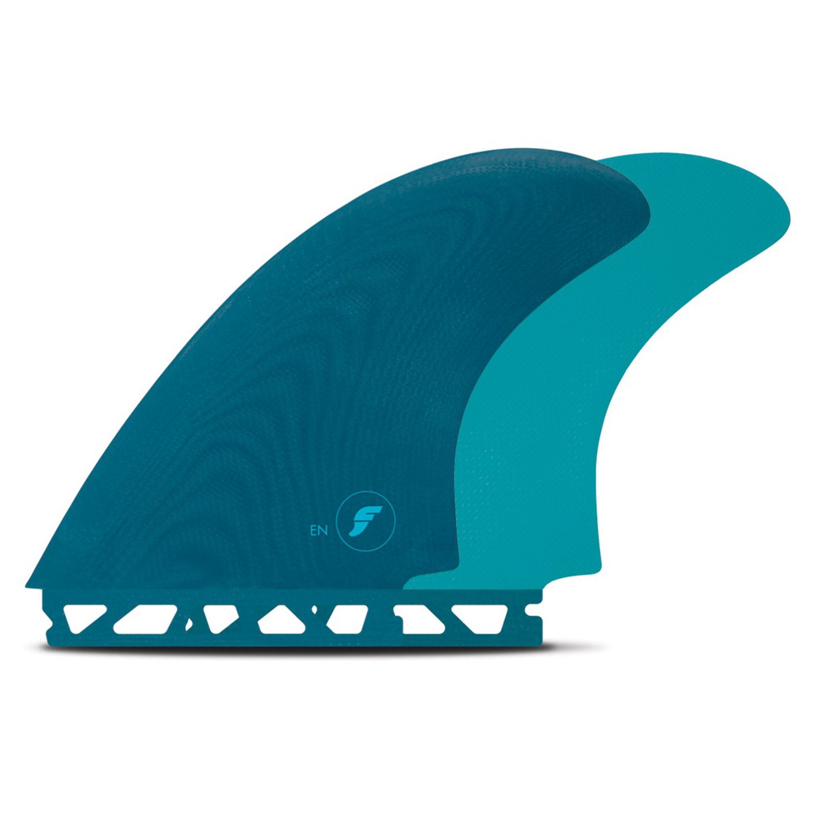 FUTURES Twin Fin Set EN Fiberglass