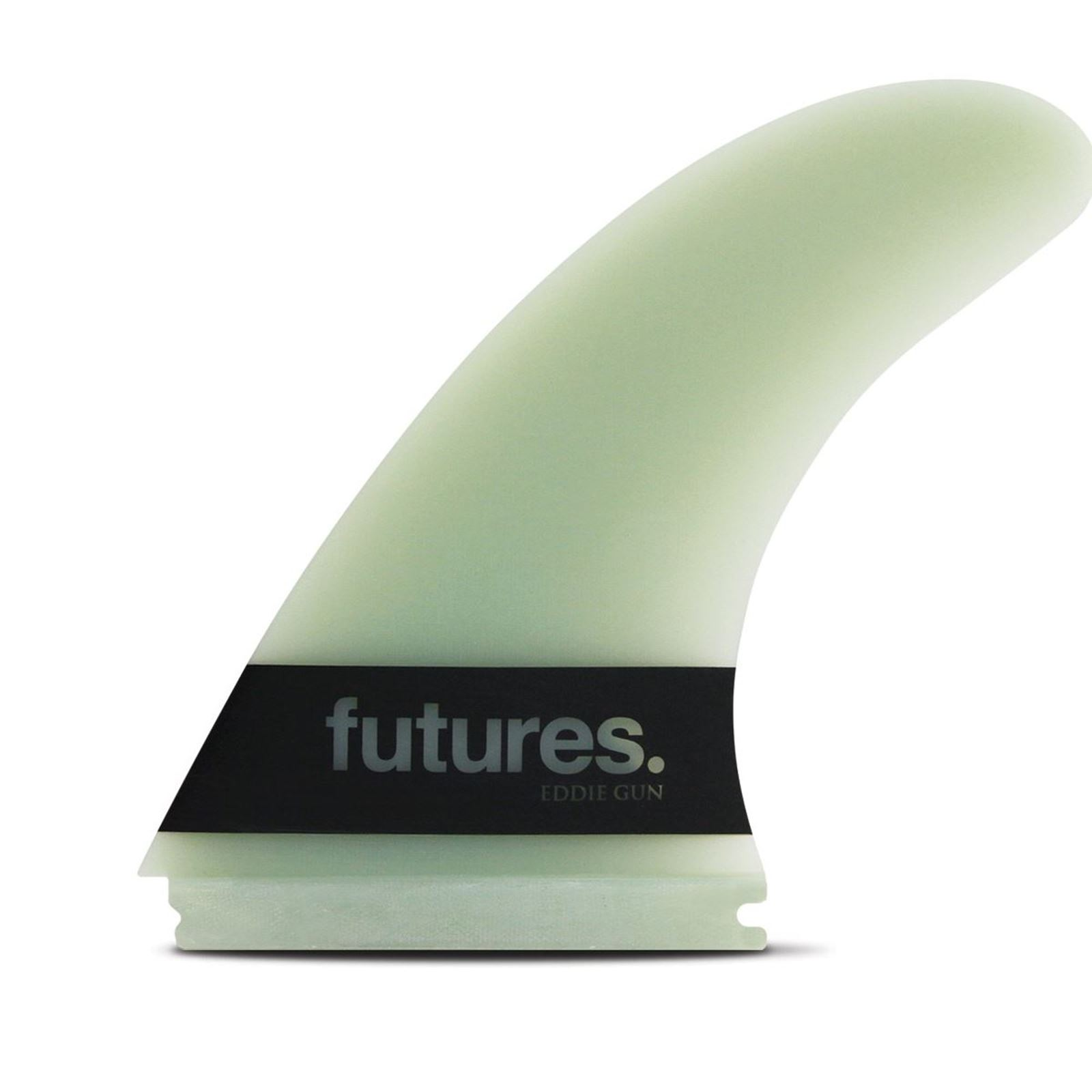 FUTURES Big Wave Single Fin Eddie Gun G10