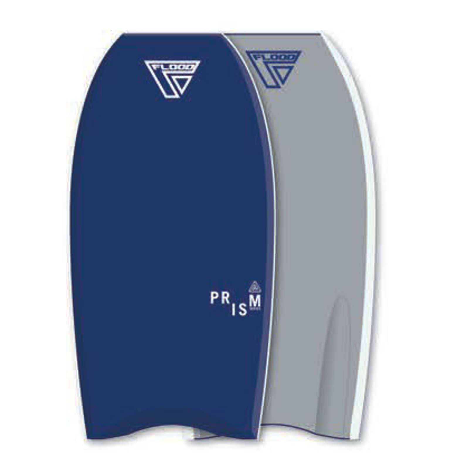 FLOOD Bodyboard Prism Stringer PE 41 Navy