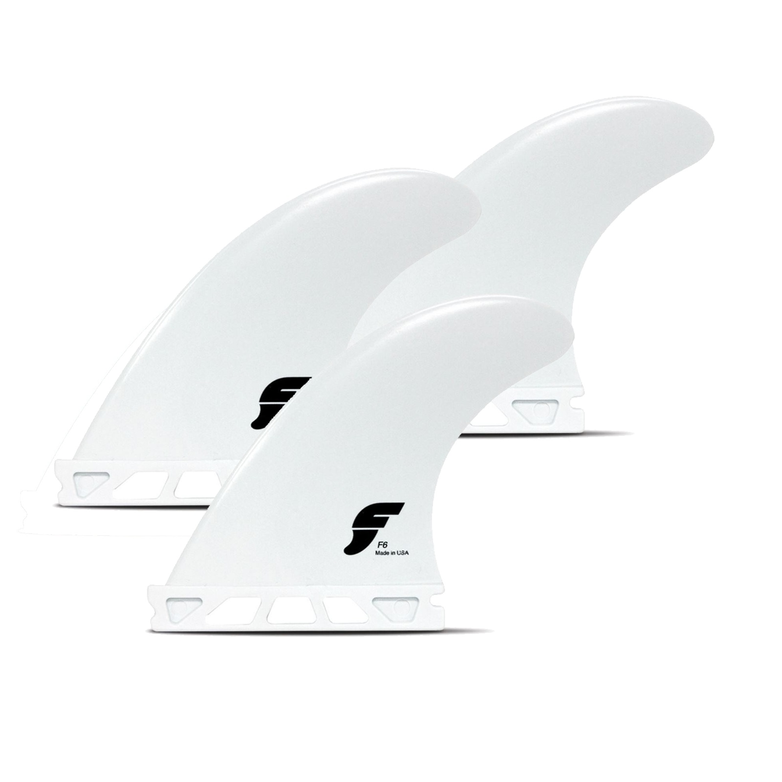 FUTURES Manufacturer 3 Fin Set F6 Thermotech