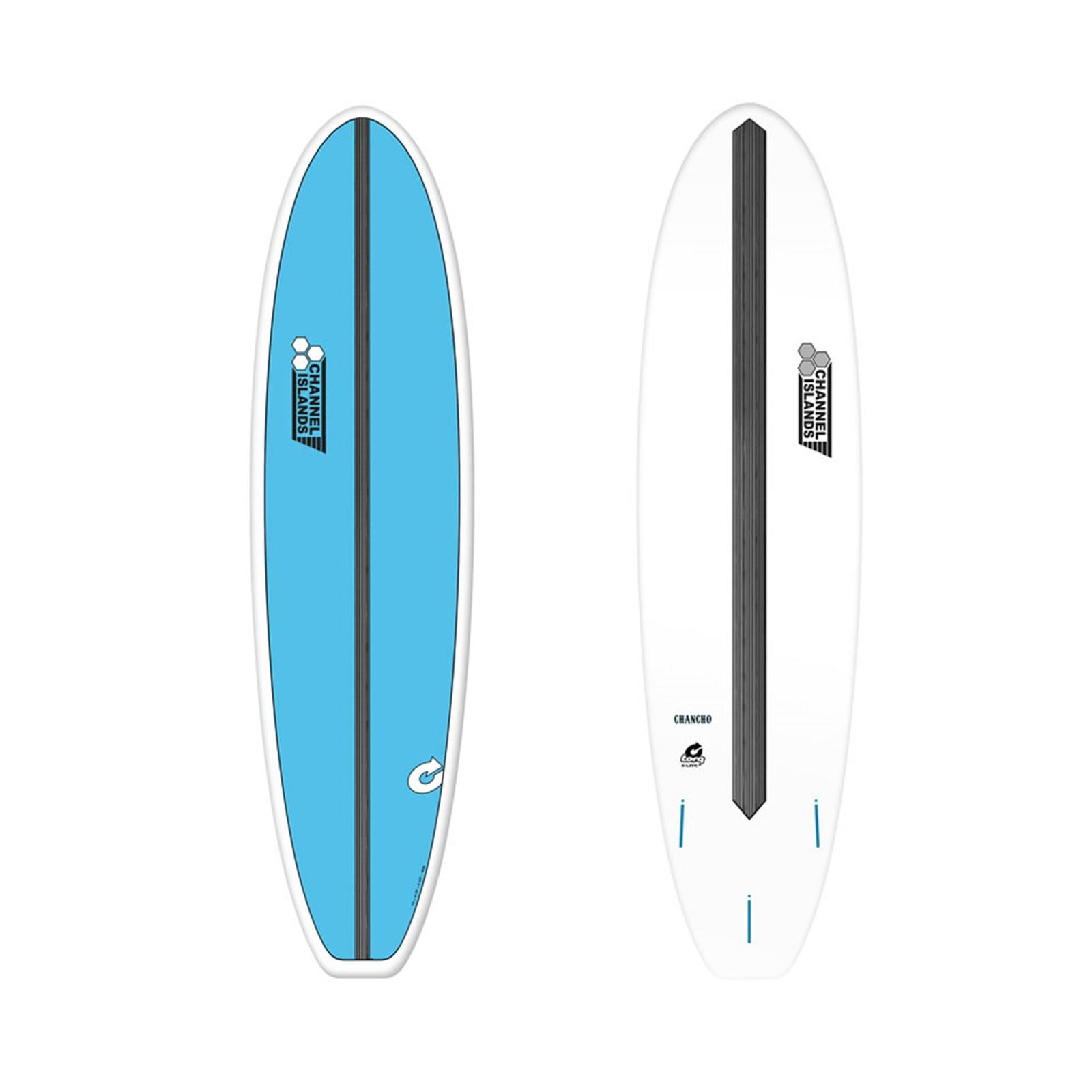Surfboard CHANNEL ISLANDS X-lite Chancho 7.0 blue