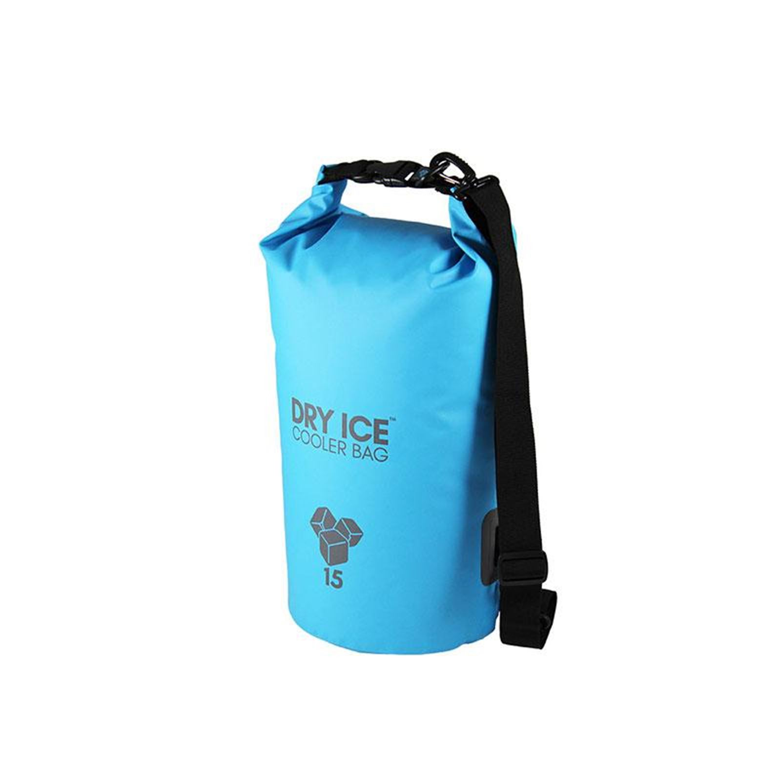 Dry Ice Cooler Bag 15 Lit - Turquoise