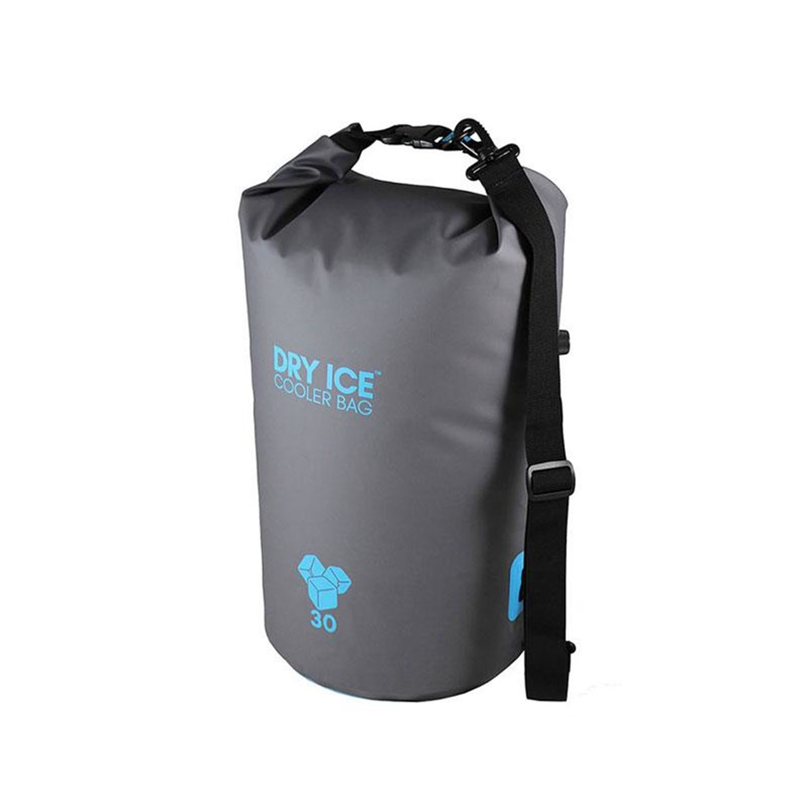 Dry Ice Cooler Bag 30 Lit - Gray