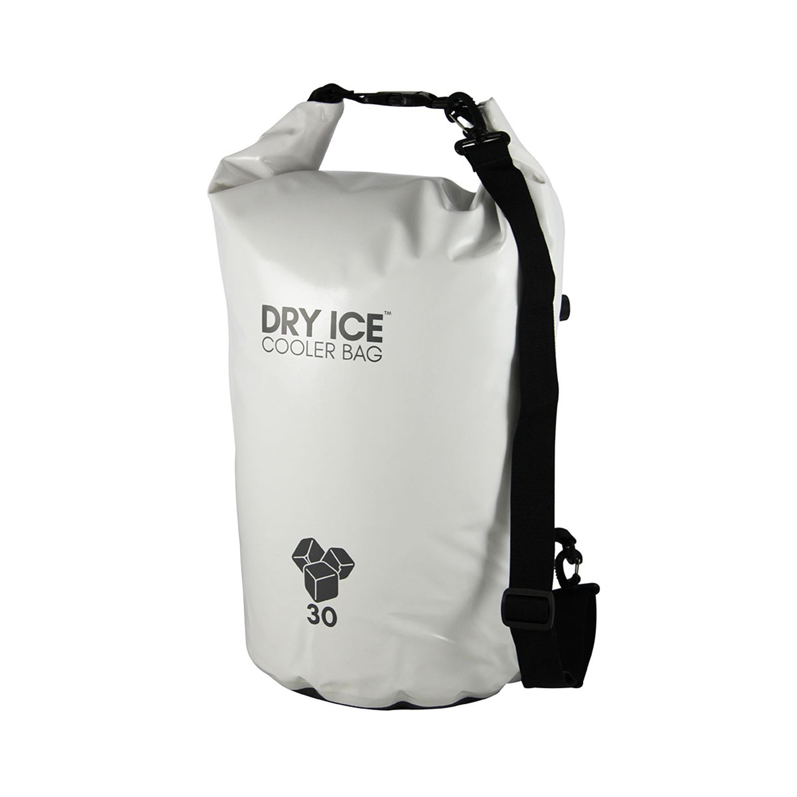 Dry Ice Cooler Bag 30 Lit - White