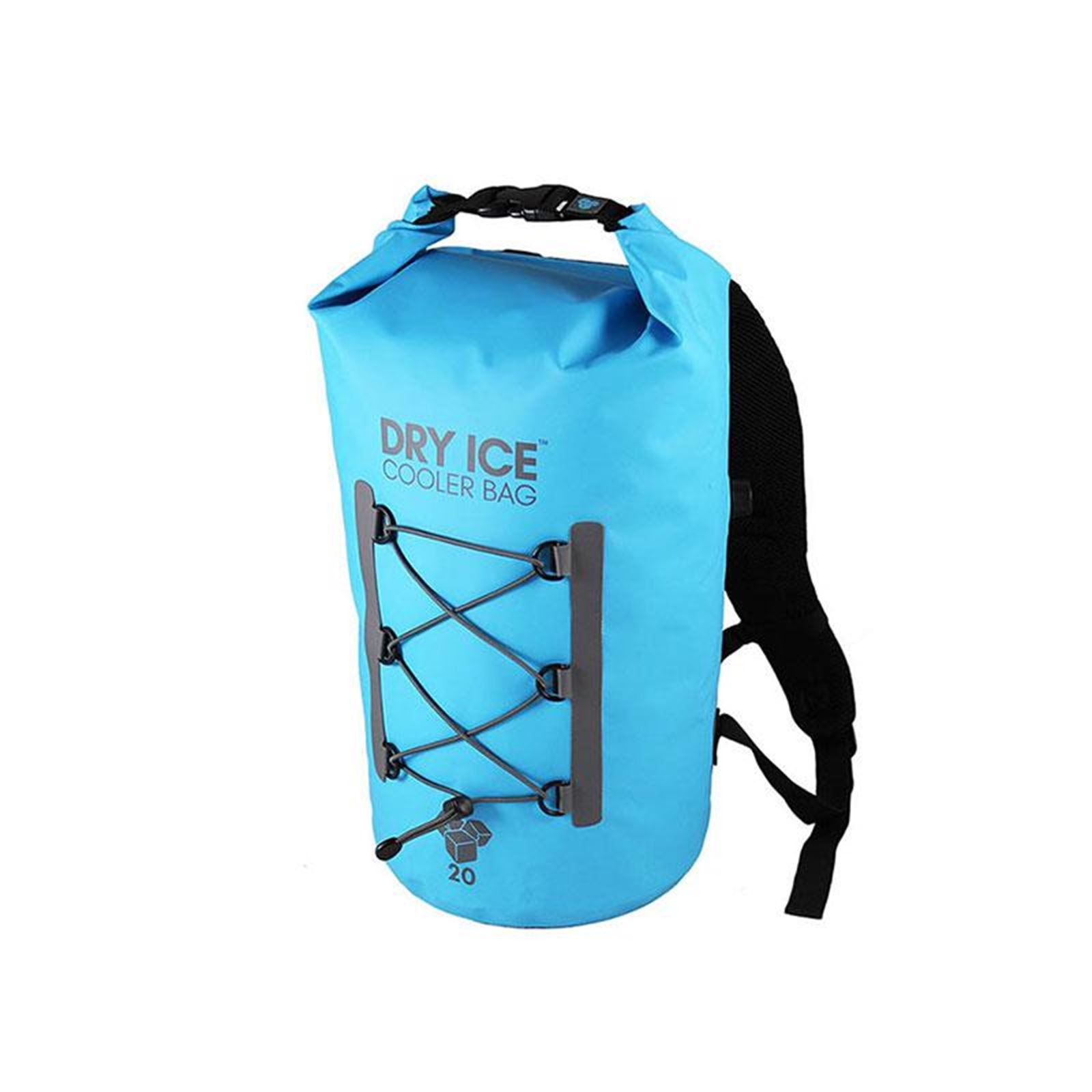 Dry Ice Premium Cooler Backpack 20 Lit - Turquise