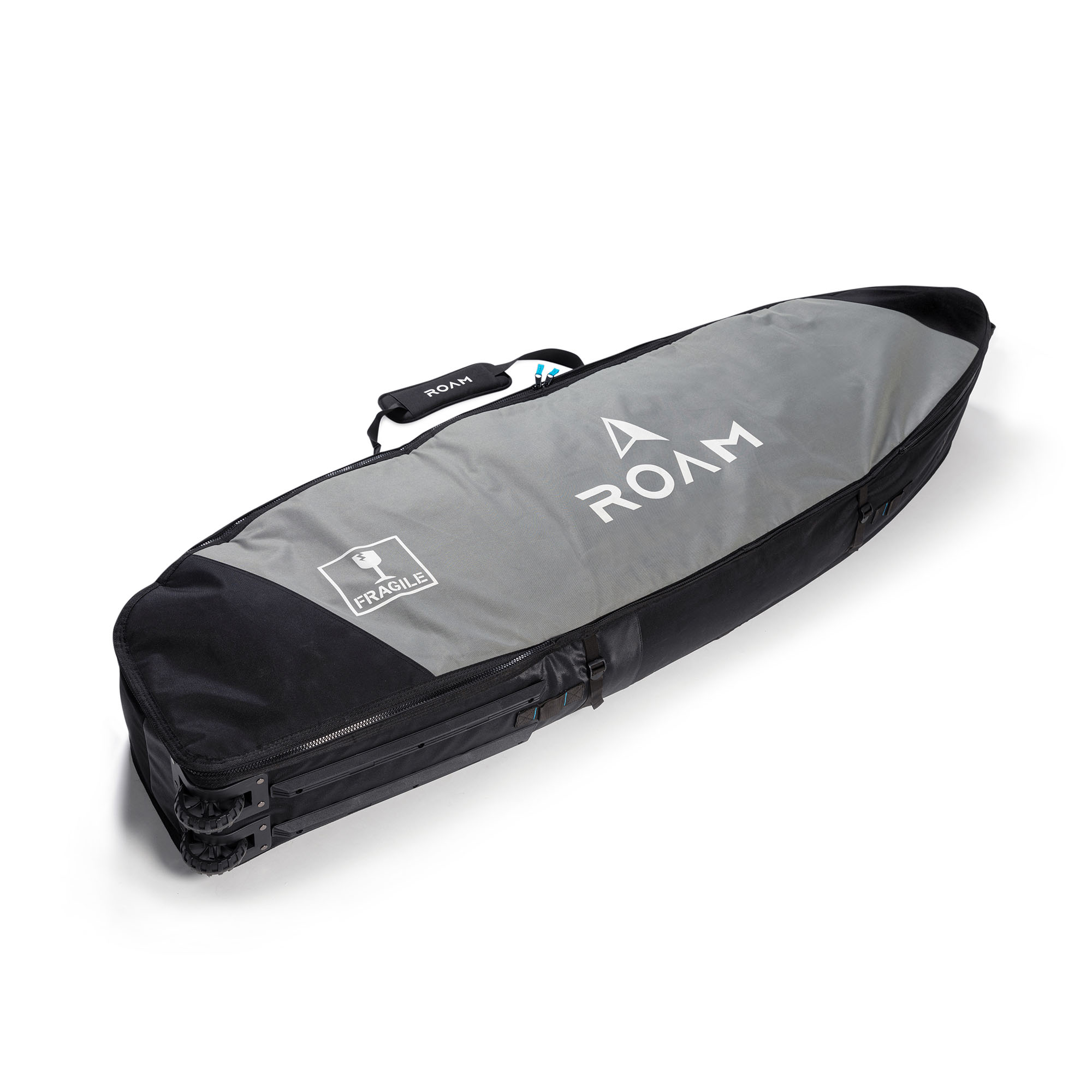 ROAM Boardbag Surfboard Coffin Wheelie 7.0