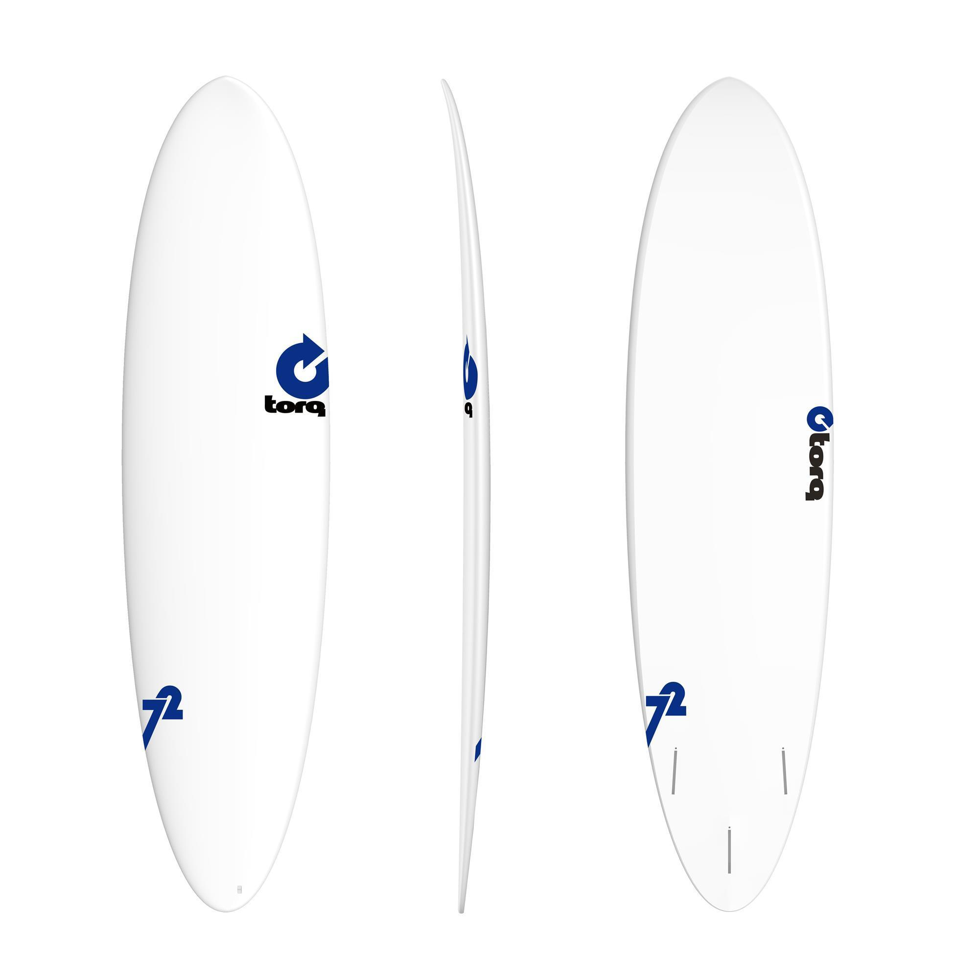 Surfboard TORQ Epoxy TET CS 7.2 Fun RENTAL