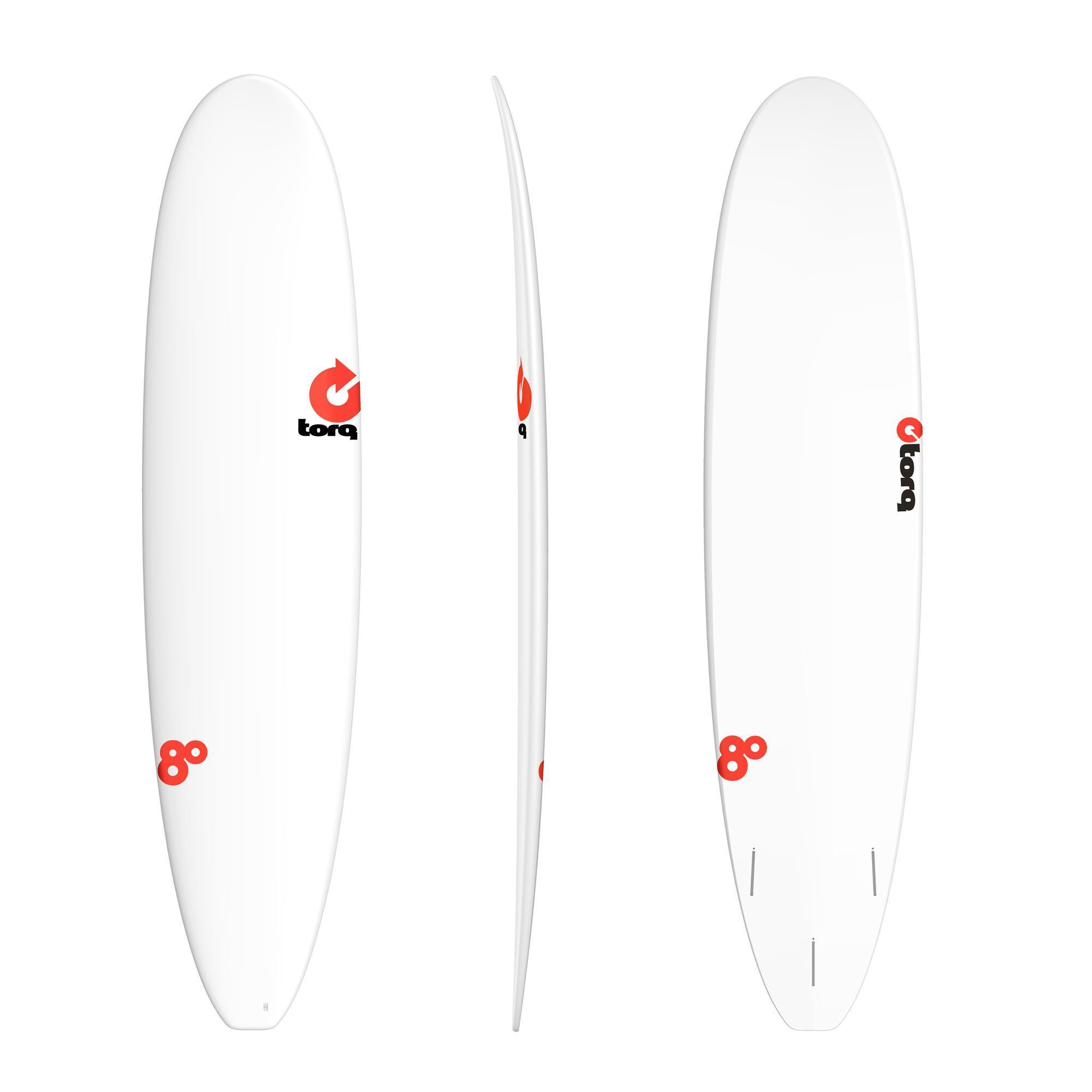 Surfboard TORQ Epoxy TET CS 8.0 Long RENTAL
