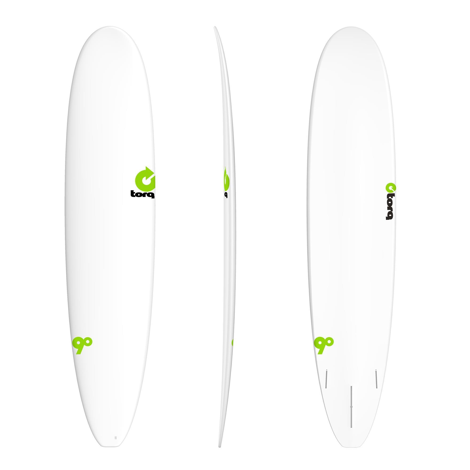 Surfboard TORQ Epoxy TET CS 9.0 Long RENTAL