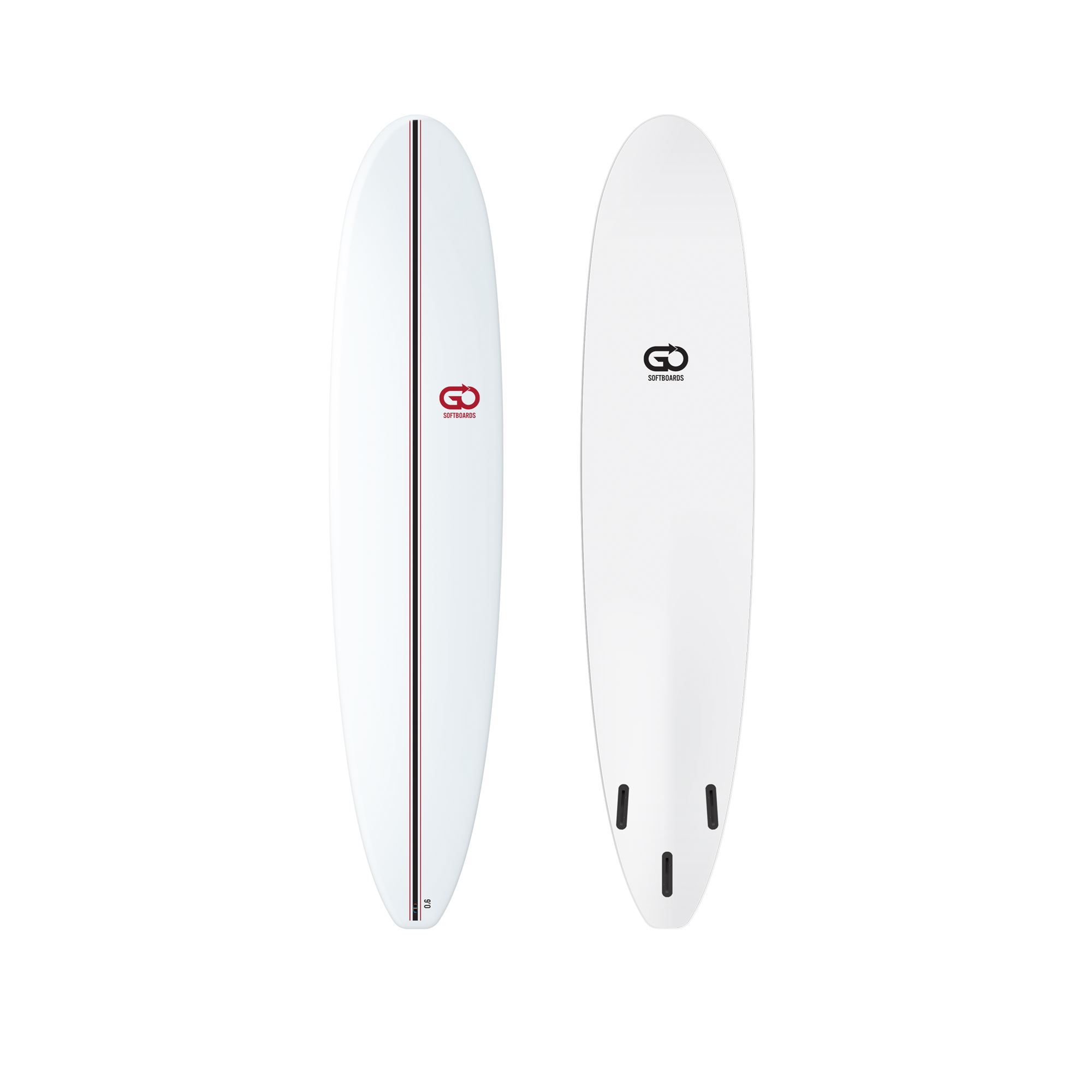 GO Softboard 9.0 Soft Top Surfboard