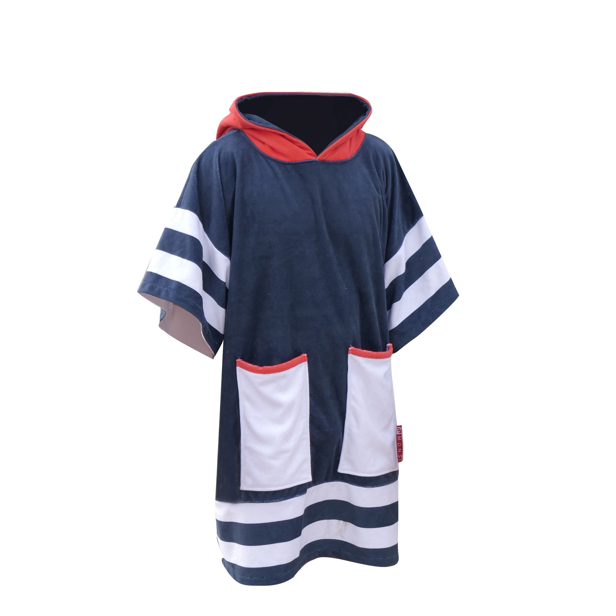 MADNESS Change Robe Poncho Kindergröße Mariner