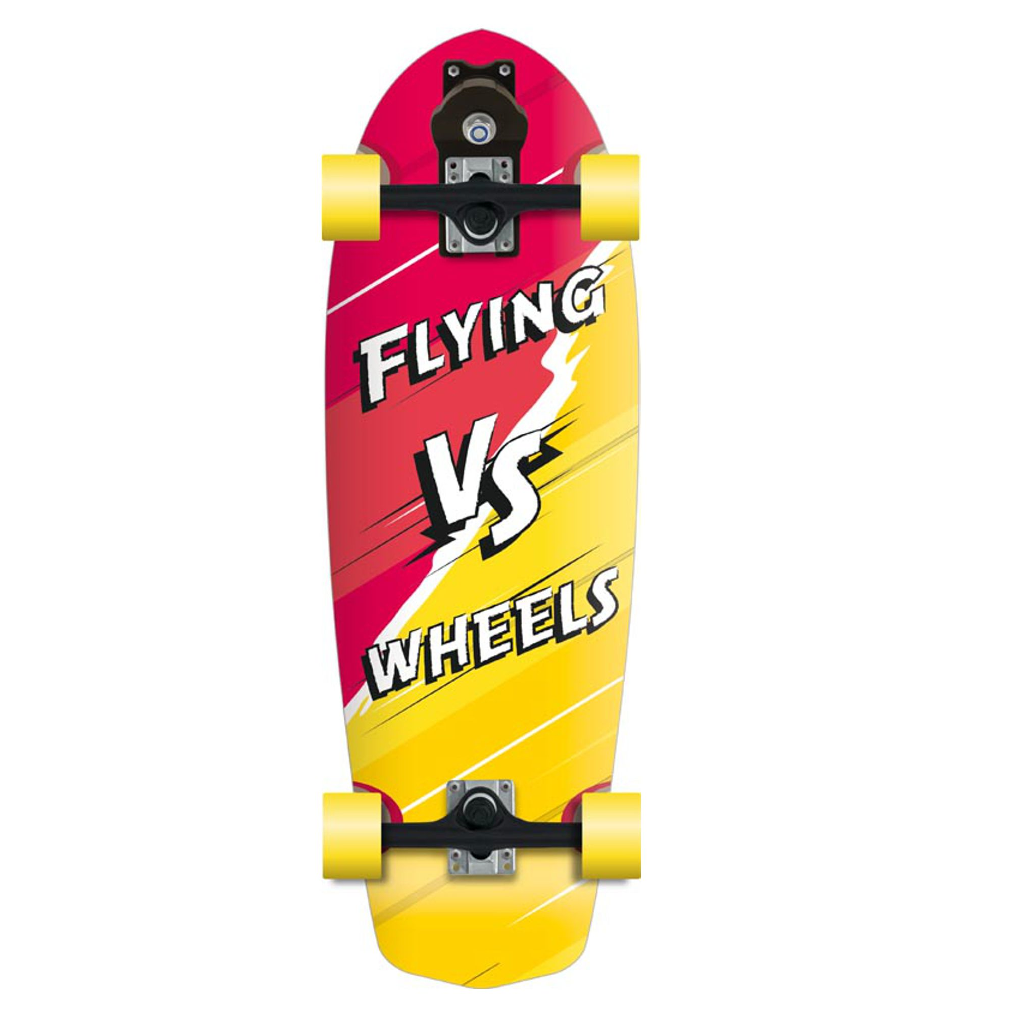 FLYING WHEELS Surf Skateboard 29 Versus Lombard Surfskate