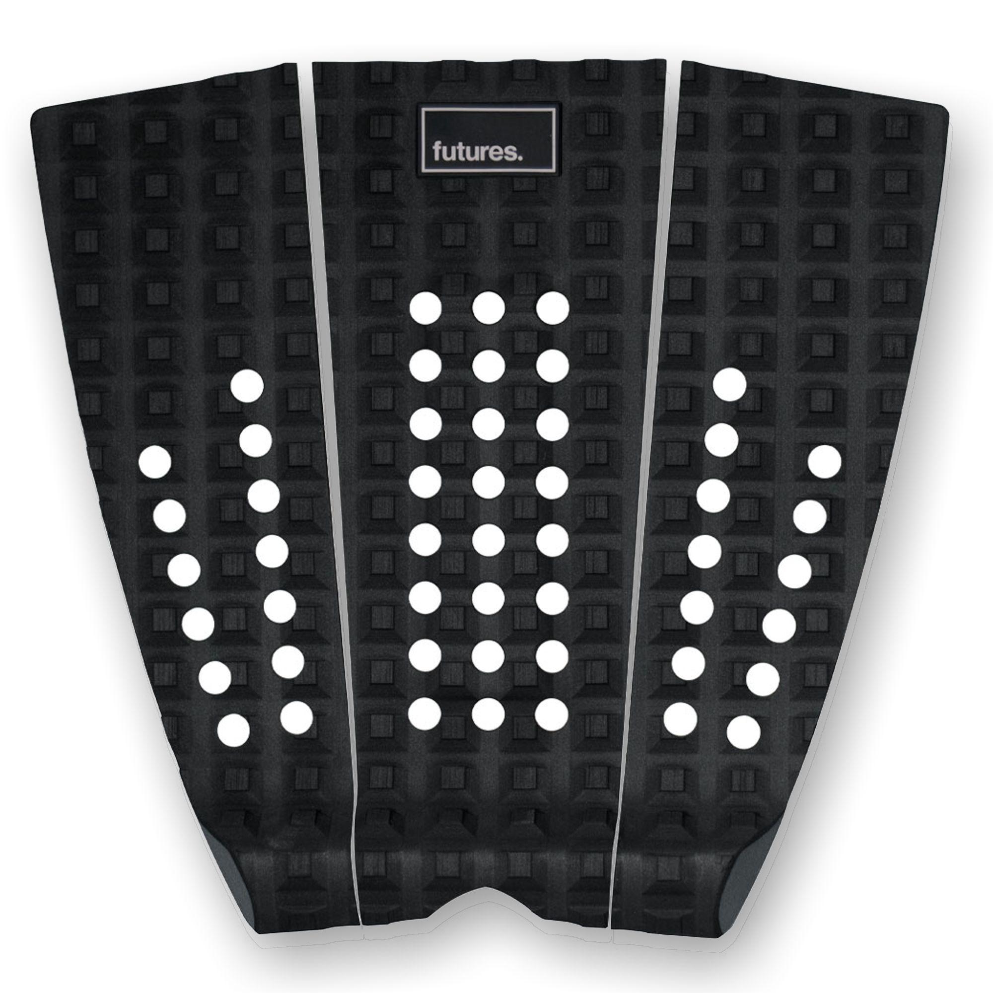 FUTURES Traction Pad Surfboard Footpad 3pcBrewster